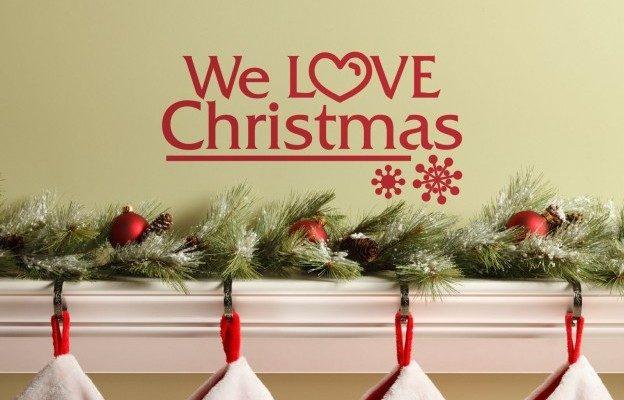 """Sal 2018 """"WE LOVE CHRISTMAS"""""""